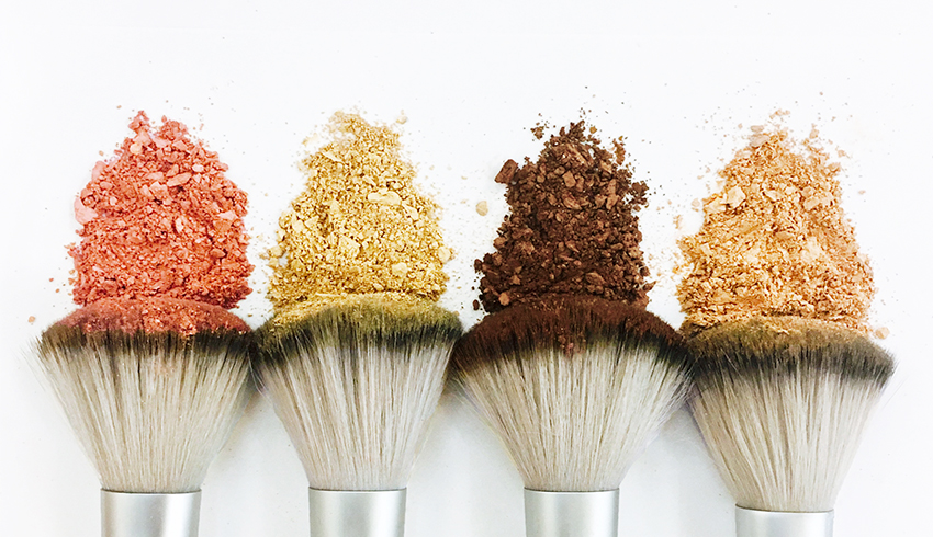 The Dangers Of Dirty Makeup Brushes And How To Clean Them