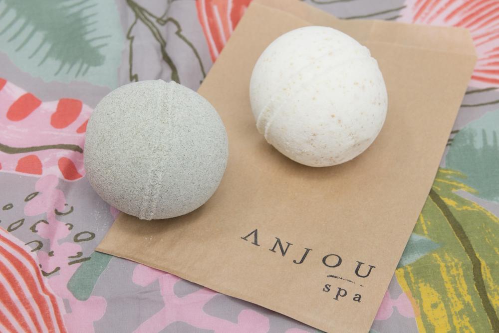 bath time self care Anjou Spa