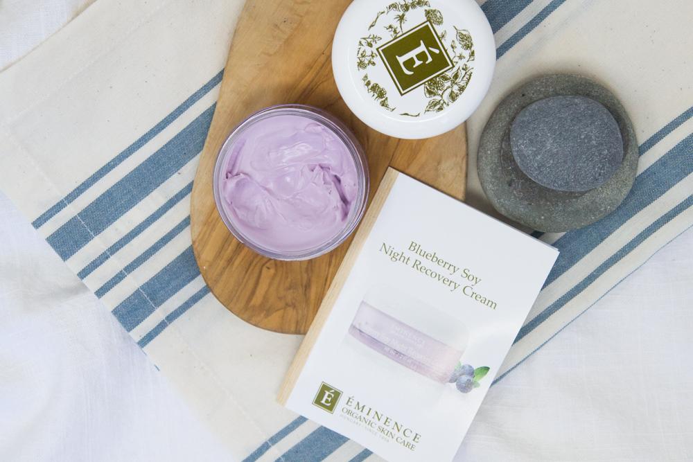 blueberry soy Anjou spa