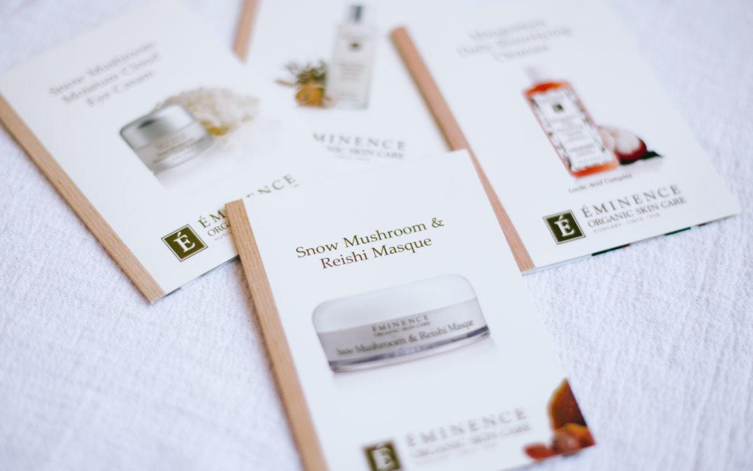 Snow Mushroom & Reishi Masque – October Member Gift
