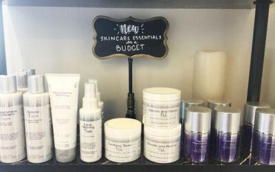 Skinscripts – new product line at Anjou Spa